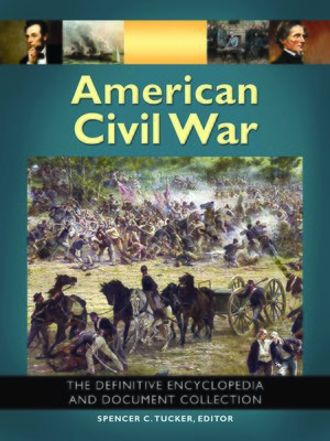 cover image of American Civil War