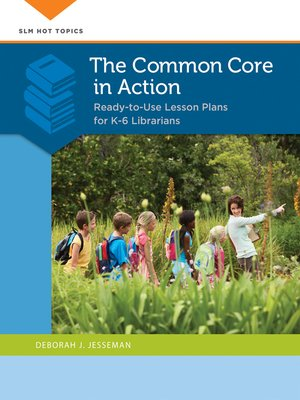 cover image of The Common Core in Action
