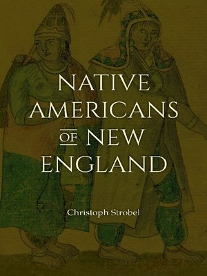 cover image of Native Americans of New England