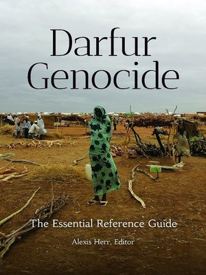 cover image of Darfur Genocide