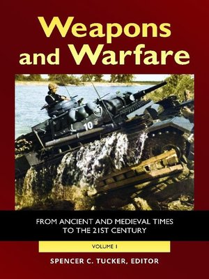 cover image of Weapons and Warfare