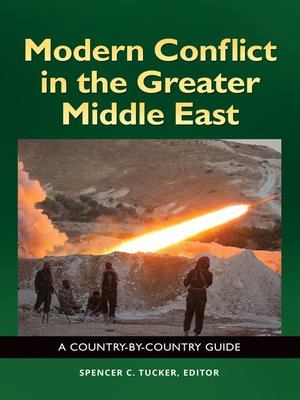 cover image of Modern Conflict in the Greater Middle East