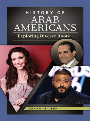 cover image of History of Arab Americans
