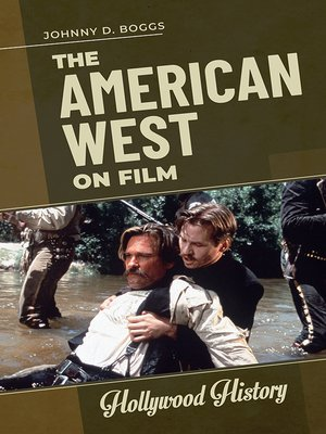 cover image of The American West on Film