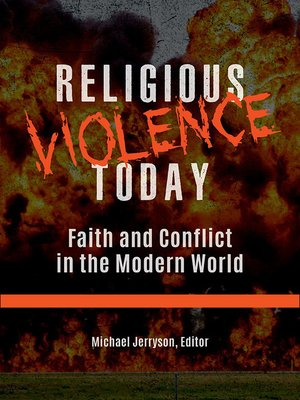 cover image of Religious Violence Today