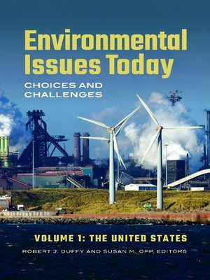 cover image of Environmental Issues Today
