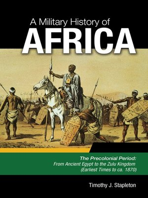 cover image of A Military History of Africa [3 volumes]
