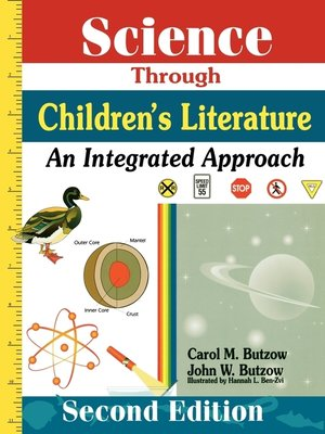 cover image of Science Through Children's Literature