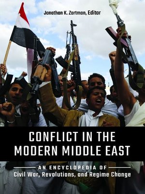 cover image of Conflict in the Modern Middle East