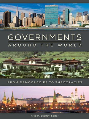 cover image of Governments around the World