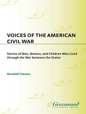 cover image of Voices of the American Civil War
