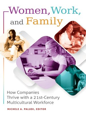 cover image of Women, Work, and Family