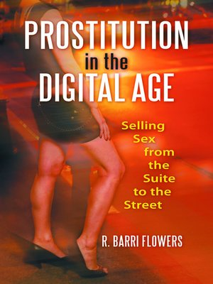 cover image of Prostitution in the Digital Age