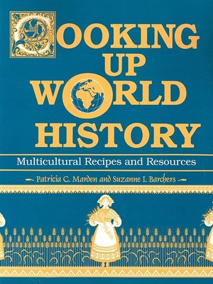 cover image of Cooking Up World History