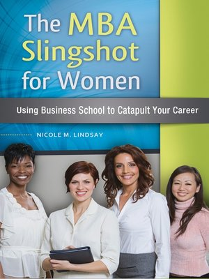 cover image of The MBA Slingshot for Women