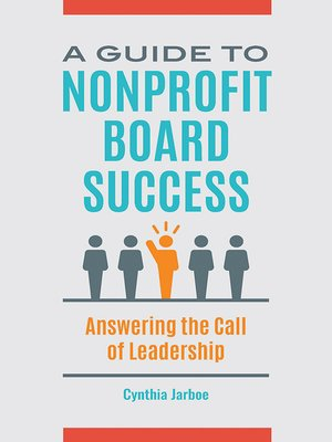 cover image of A Guide to Nonprofit Board Success