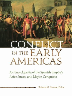 cover image of Conflict in the Early Americas