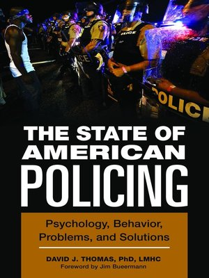 cover image of The State of American Policing