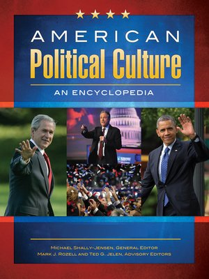 cover image of American Political Culture