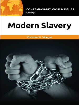 cover image of Modern Slavery