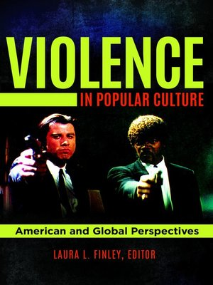 cover image of Violence in Popular Culture