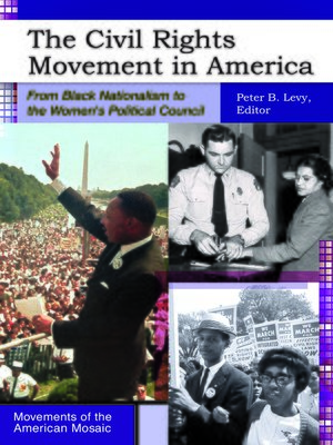 cover image of The Civil Rights Movement in America