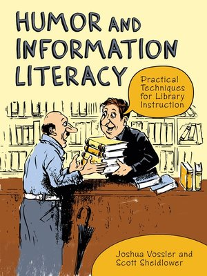 cover image of Humor and Information Literacy