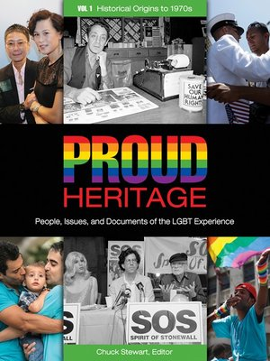 cover image of Proud Heritage