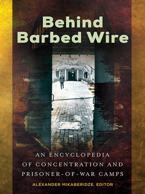 cover image of Behind Barbed Wire