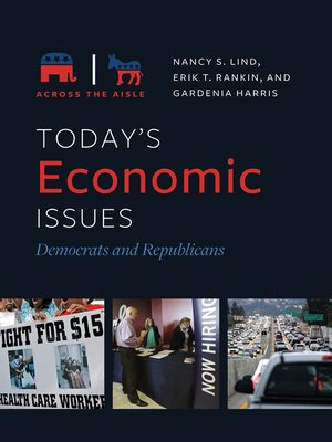 cover image of Today's Economic Issues