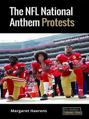 cover image of The NFL National Anthem Protests