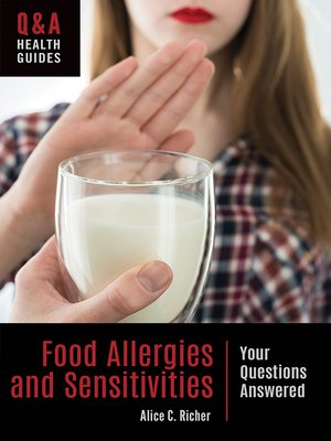 cover image of Food Allergies and Sensitivities