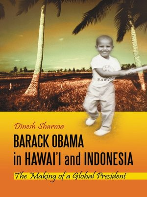 cover image of Barack Obama in Hawai'i and Indonesia