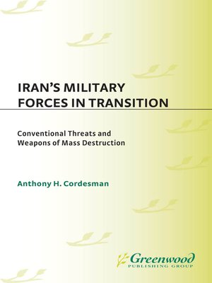 cover image of Iran's Military Forces in Transition