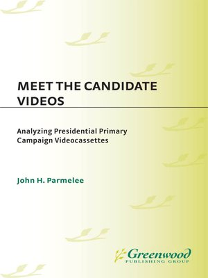 cover image of Meet the Candidate Videos