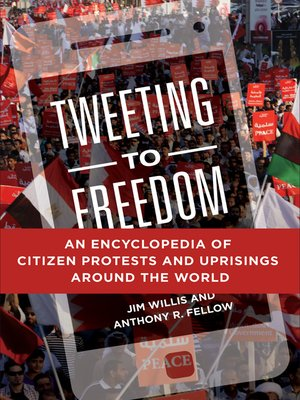 cover image of Tweeting to Freedom