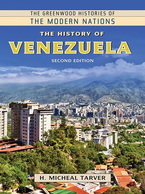 cover image of The History of Venezuela