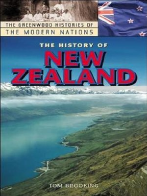 cover image of The History of New Zealand
