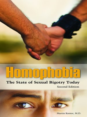 cover image of Homophobia