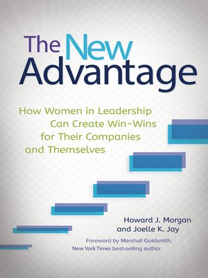 cover image of The New Advantage