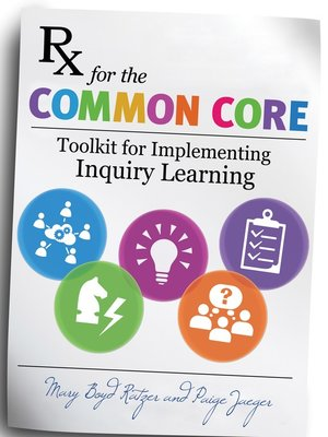 cover image of RX for the Common Core