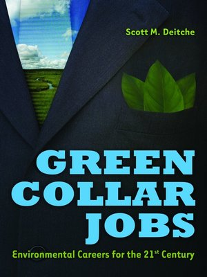 cover image of Green Collar Jobs