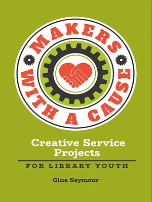 cover image of Makers with a Cause