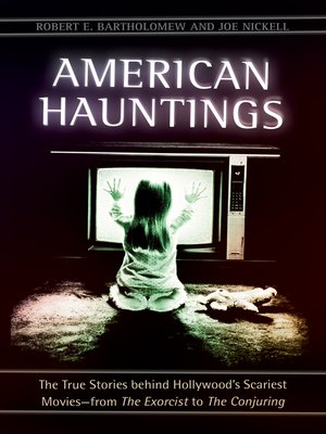 cover image of American Hauntings
