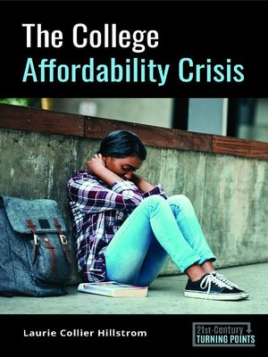cover image of The College Affordability Crisis