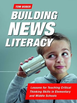 cover image of Building News Literacy