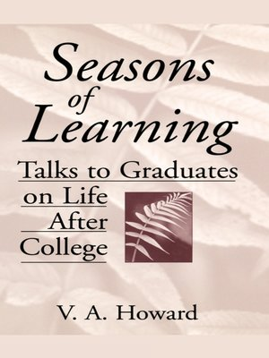 cover image of Seasons of Learning