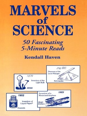 cover image of Marvels of Science