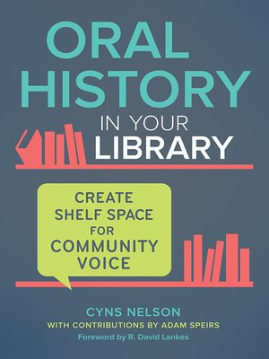 cover image of Oral History in Your Library