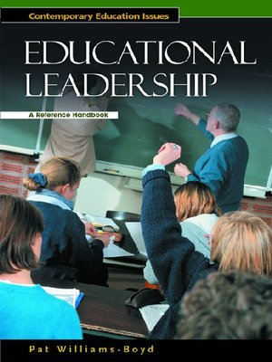 cover image of Educational Leadership